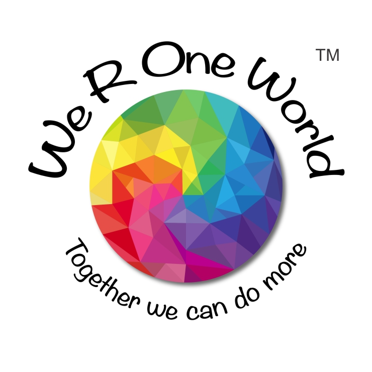 WeROne World logo with TM